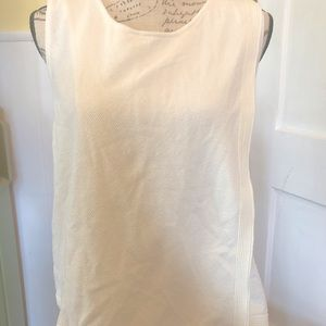Sleeveless sweater by Harlyn Anthropologie NWT